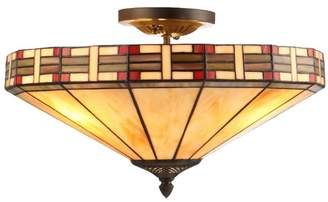 Tiffany & Co. Shape Close to Ceiling Light