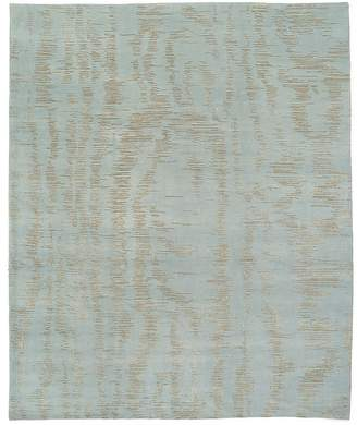 Tufenkian Artisan Carpets Moire Modern Collection Area Rug, 12' x 16'