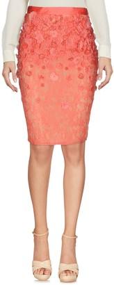 Elisabetta Franchi GOLD Knee length skirts