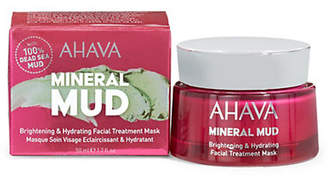 Ahava Brightening and Hydrating Facial Treatment Mask