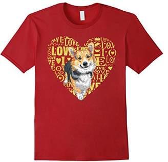Corgi Dog T-shirt - Love Dogs