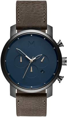 MVMT chrono Series - 45 mmMatte Blue Cedar