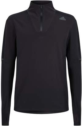 adidas Supernova Quarter Zip T-Shirt