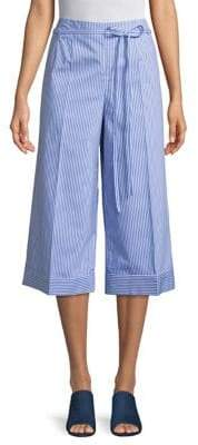 Vince Camuto Striped Wide-Leg Pants