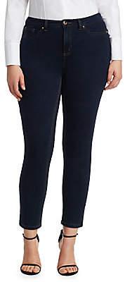 Marina Rinaldi Ashley Graham x Women's Idillio Jersey Denim Slim Jeans
