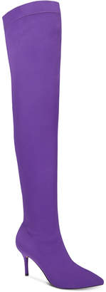 INC International Concepts I.n.c. Zaliaa Pointed Toe Over-the-Knee Boots, Created for Macy's Women's Shoes