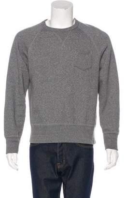 Todd Snyder Fleece Crew Neck Sweatshirt
