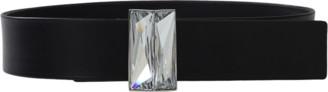 Lanvin Ceintures Bijoux Crystal Buckle Belt