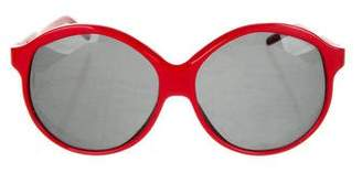 Dolce & Gabbana Tinted Oversize Sunglasses