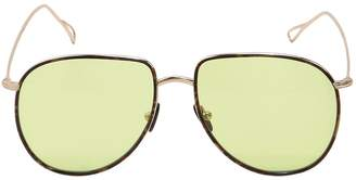Kyme Beverley See-Thru Sunglasses