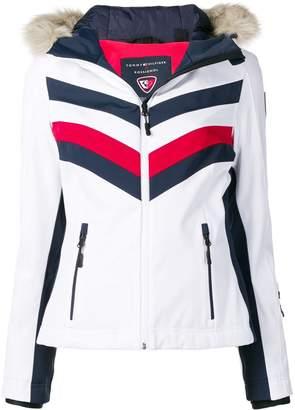 Rossignol x Tommy Hilfiger Shimmering ski jacket