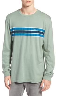 RVCA Mday Stripe T-Shirt