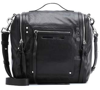 McQ Convertible Box Bag Loveless leather shoulder bag