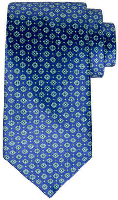 Stefano Ricci Small Square-Print Silk Tie