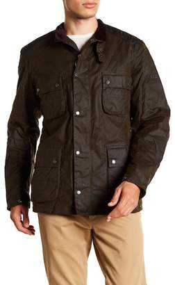 Barbour B.International Weir Waxed Jacket