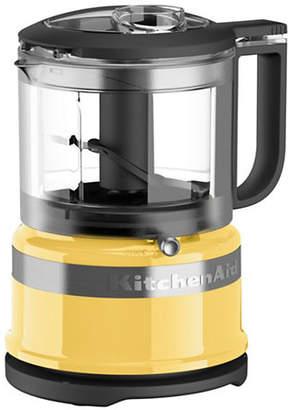 KitchenAid 3.5 Cup Mini Food Processor KFC3516WH