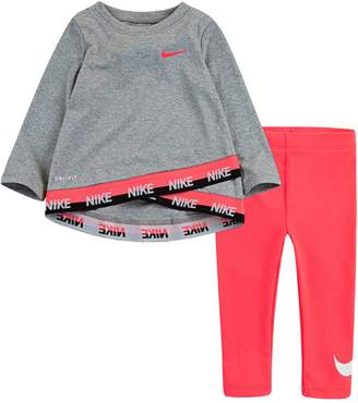 Nike Baby's Crossover Tunic 2-Piece Set