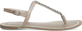 Office Sprinkles embellished sandals