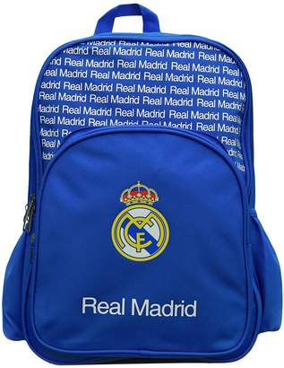 Real Madrid CF Multi-Compartment Backpack