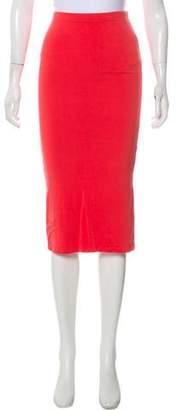 Leith Tube Midi Skirt