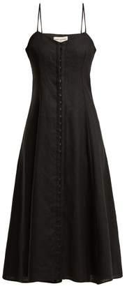 Mara Hoffman Robyn A Line Dress - Womens - Black