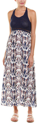 Ella Moss Crochet Maxi Dress