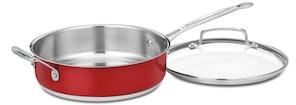 Cuisinart3QT. Stainless Steel Saute Pan