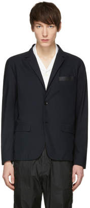 Diesel Black Packable J-Fram Blazer