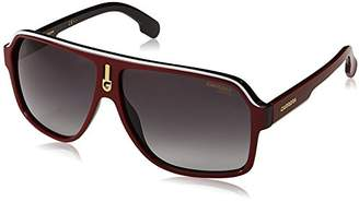 Carrera Men's Ca1001s Aviator Sunglasses