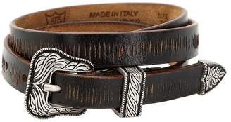 HTC Los Angeles 20MM SLIM LAMAR LEATHER BELT
