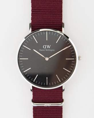 Daniel Wellington Roselyn Silver 40mm