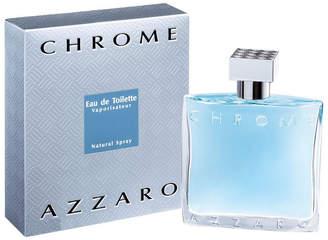 Azzaro Men's Chrome 3.4Oz Eau De Toilette Spray