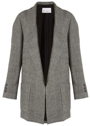 Raey Oversized wool-tweed blazer