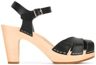Swedish Hasbeens Zuzanne sandals
