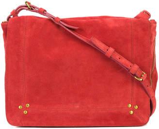 Jerome Dreyfuss Igor flap satchel