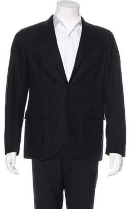 Marni Wool-Blend Deconstructed Blazer