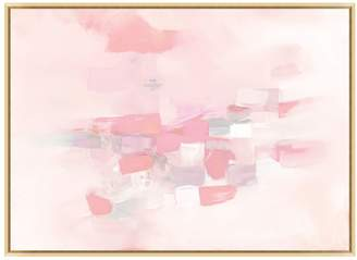 Pottery Barn Pink Cloud