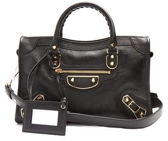 Balenciaga Classic Metallic Edge City S bag