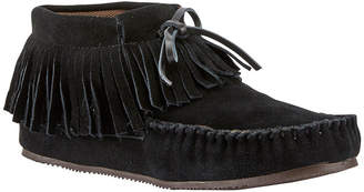 Fringed Moccasin Boots Shopstyle