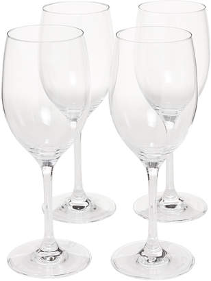 Oneida Set of 4 Classic White Wine Glasses