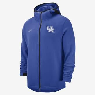 Nike Men's Full-Zip Basketball Hoodie College Dri-FIT Showtime (Kentucky)