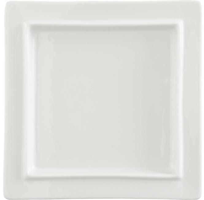 """Crate & Barrel Frame 7.75"""" Platter"""