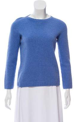 The Row Scoop Neck Knit Sweater