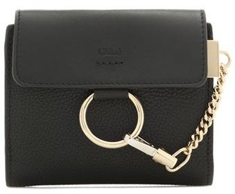 Chloé Chloé Faye Leather Wallet