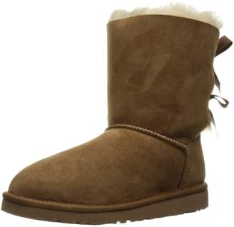 UGG T Bailey Bow Boots 3280T Chestnut US 9