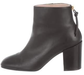 Stuart Weitzman Coban Leather Boots