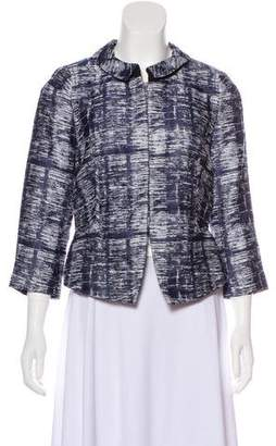 Louis Vuitton Button-Up Evening Jacket