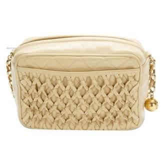 Chanel Camera leather crossbody bag