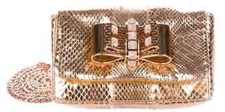 Christian Louboutin Embellished Mini Sweet Charity Bag