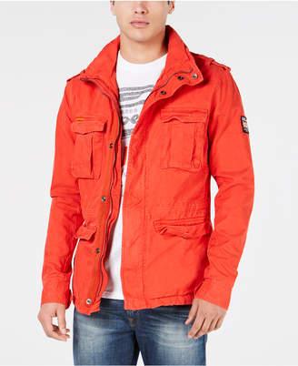 Superdry Men Classic Utility Jacket